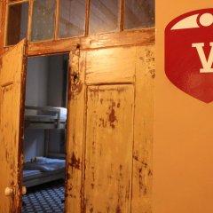 1878 Hostel Faro Кровать в общем номере с двухъярусной кроватью фото 12