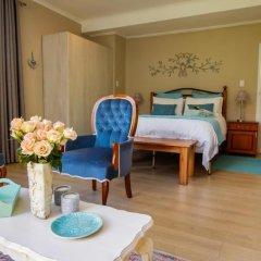 Отель Cherry Berry Lodge 3* Стандартный номер с различными типами кроватей фото 12
