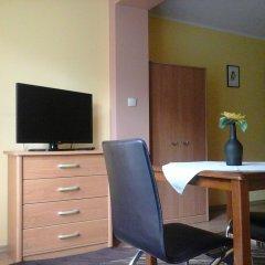 Отель Trapez удобства в номере