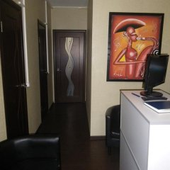 Central Hostel on Tverskoy-Yamskoy Кровать в общем номере с двухъярусной кроватью фото 6