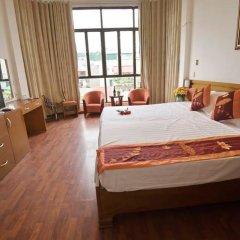 Hanoi Little Center Hotel 3* Стандартный номер разные типы кроватей