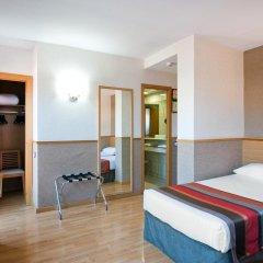 Отель Catalonia Park Güell 3* Стандартный номер с различными типами кроватей фото 7