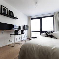 Апартаменты Apartments Résidence Louise комната для гостей