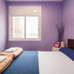 Хостел Mellow Barcelona комната для гостей фото 2