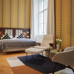 Small Luxury Hotel Altstadt Vienna 4* Стандартный номер с различными типами кроватей фото 3