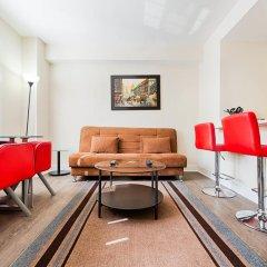 Отель Ginosi Dupont Circle Apartel 3* Апартаменты с различными типами кроватей фото 6