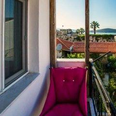 Отель Cakoz Pansiyon балкон