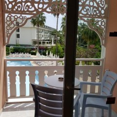 Pashas Princess Hotel - All Inclusive - Adult Only балкон