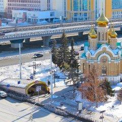 Гостиница Альфа Апартаменты Красный Путь в Омске отзывы, цены и фото номеров - забронировать гостиницу Альфа Апартаменты Красный Путь онлайн Омск