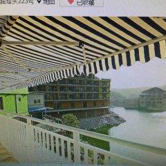 Отель Xiamen Blue Shell Homestay Китай, Сямынь - отзывы, цены и фото номеров - забронировать отель Xiamen Blue Shell Homestay онлайн балкон