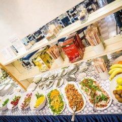 Hotel Caraibi Римини питание