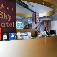 Отель Sky Hotel Албания, Тирана - отзывы, цены и фото номеров - забронировать отель Sky Hotel онлайн интерьер отеля