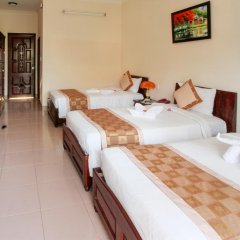 Bach Dang Hoi An Hotel 3* Улучшенный номер с различными типами кроватей фото 8