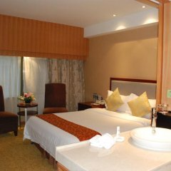 Shanghai Forte Hotel 4* Номер Бизнес с различными типами кроватей фото 2