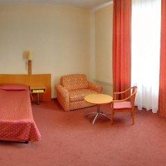 Гостиница Октябрьская 4* Стандартный номер с различными типами кроватей фото 19