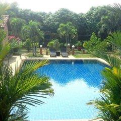 Отель Pictory Garden Resort 3* Стандартный номер с двуспальной кроватью фото 12