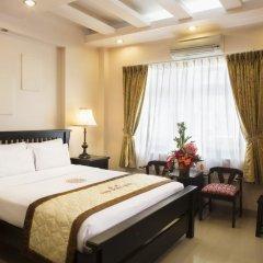 Апартаменты Thao Nguyen Apartment Стандартный номер с различными типами кроватей фото 9