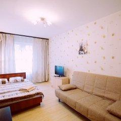 Гостиница Flatio на Щелковской комната для гостей фото 2
