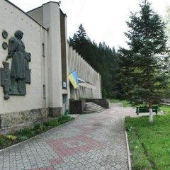 Гостиница Sanatorium Verhovyna парковка