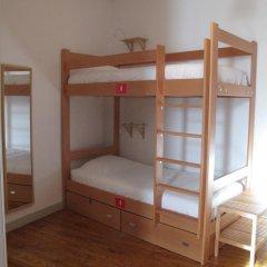 Inn Possible Lisbon Hostel Кровать в общем номере с двухъярусной кроватью фото 14