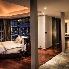 Отель Nikki Beach Resort 5* Люкс с различными типами кроватей фото 15