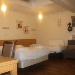 Отель Barry House 3* Стандартный семейный номер с различными типами кроватей фото 6