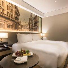 Отель Mercure Shanghai Hongqiao Airport 4* Улучшенный номер с различными типами кроватей фото 2