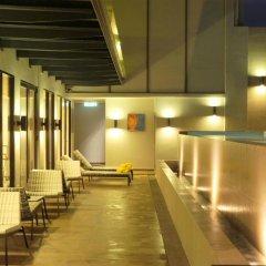 Отель GLOW Penang Малайзия, Пенанг - 1 отзыв об отеле, цены и фото номеров - забронировать отель GLOW Penang онлайн бассейн фото 3