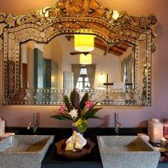 Отель Reef Villa and Spa 5* Люкс с различными типами кроватей фото 19