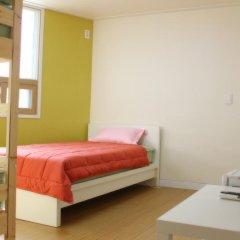 Отель Patio 59 Hongdae Guesthouse 2* Стандартный номер с различными типами кроватей фото 12