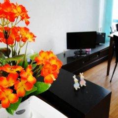 Отель Cozy Place in Itaewon Стандартный номер с различными типами кроватей фото 20
