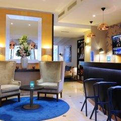 Отель Mercure La Sorbonne Париж гостиничный бар