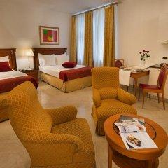 Hotel Leon D´Oro 4* Стандартный номер с различными типами кроватей фото 18