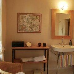 Отель Il Castello di Tassara Стандартный номер фото 3