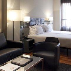 AC Hotel Avenida de América by Marriott 3* Улучшенный номер с двуспальной кроватью фото 5