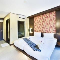 Ratana Apart Hotel at Chalong 4* Улучшенный номер с различными типами кроватей фото 3