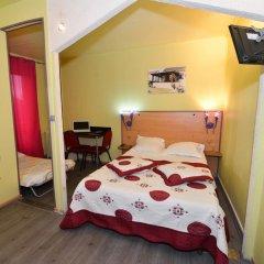 Hotel De La Poste Стандартный номер с различными типами кроватей фото 4