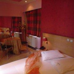 Hotel Niki Piraeus 2* Улучшенный номер с различными типами кроватей фото 2