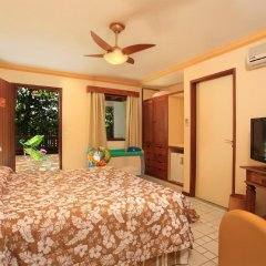 Hotel Armação 3* Улучшенный номер с двуспальной кроватью