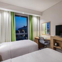 Отель Hampton by Hilton Istanbul Zeytinburnu 2* Стандартный номер с 2 отдельными кроватями фото 3