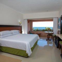 Отель Barcelo Huatulco Beach - Все включено 4* Номер Делюкс с различными типами кроватей фото 3