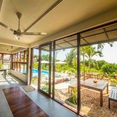 Отель Amba Ayurveda Boutique Hotel Шри-Ланка, Пляж Golden Mile - отзывы, цены и фото номеров - забронировать отель Amba Ayurveda Boutique Hotel онлайн фото 3