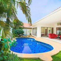 Отель Villa Tortuga Pattaya 4* Улучшенная вилла с различными типами кроватей фото 5