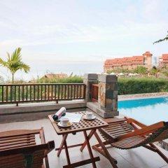 Отель Romana Resort & Spa 4* Вилла с различными типами кроватей фото 16