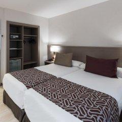 Отель Catalonia Park Güell 3* Номер категории Премиум с различными типами кроватей фото 5
