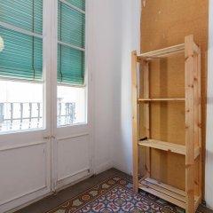 Апартаменты Apartment Bed&bcn Verdi Барселона сауна