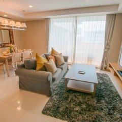 Отель Rocco Huahin Condominium Люкс с различными типами кроватей фото 21
