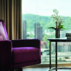 Renaissance Zurich Tower Hotel 5* Номер Комфорт с различными типами кроватей