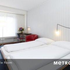 Metropole Easy City Hotel 3* Стандартный номер с двуспальной кроватью фото 5