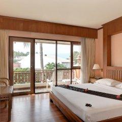 Отель Aloha Resort 3* Улучшенный номер с различными типами кроватей фото 2